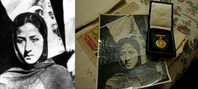 Fatima Sughra, the lady who pulled down Union Jack from Civil Secretariat Lahore in 1947, passes away