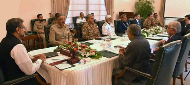 NSC expresses firm resolve to keep Pakistan's defence impregnable against all external aggression