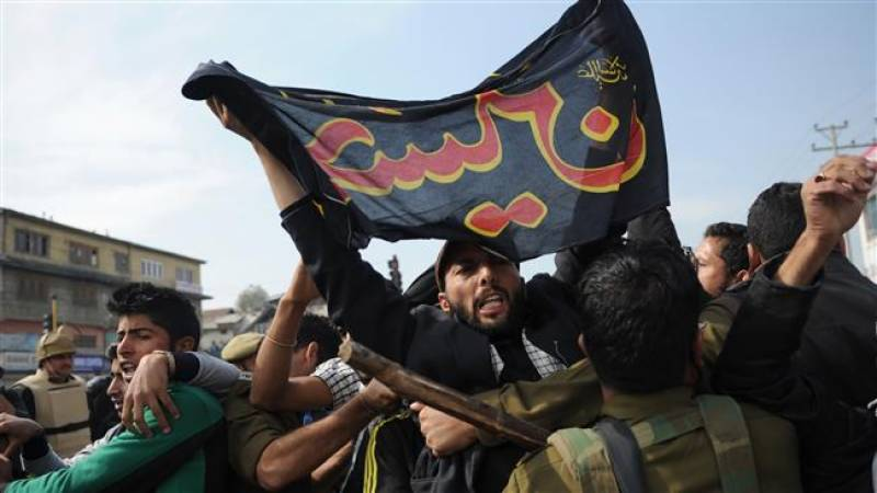 Restrictions in Occupied Kashmir to prevent Muharram processions