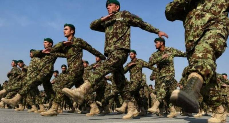 Pakistan Army offers to train more Afghan forces