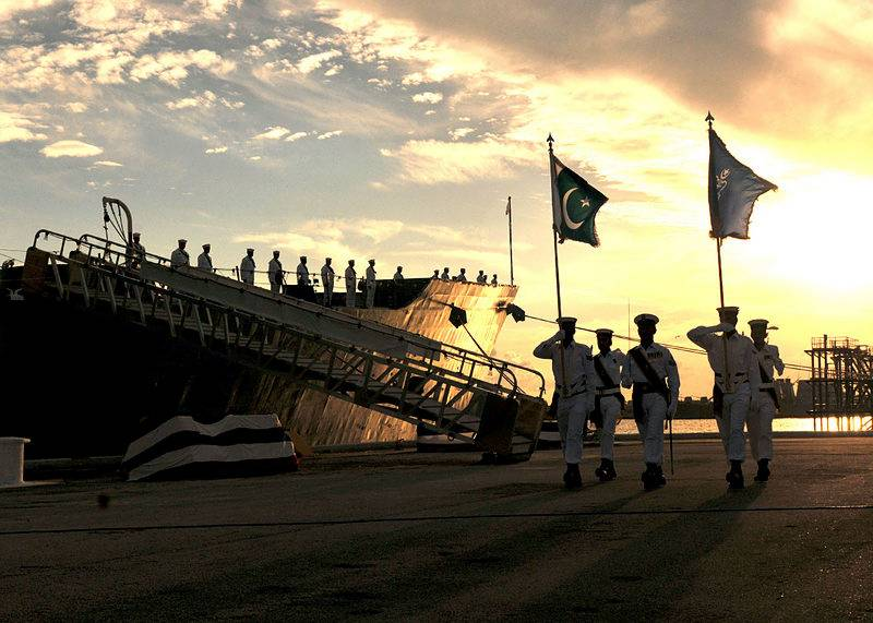 Admiral Zafar Mahmood Abbasi appointed Pakistan's new Naval Chief