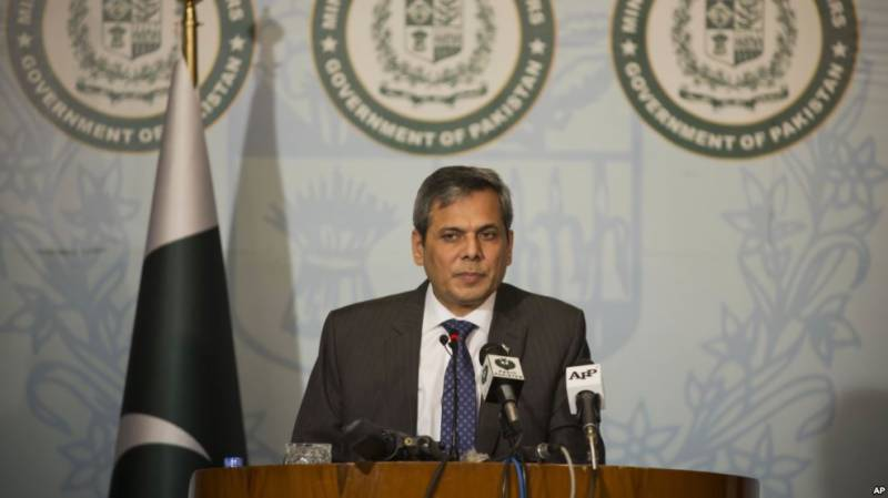 US trying to blame Pakistan for its failures in Afghanistan: Foreign office