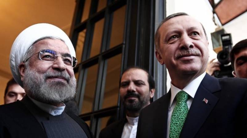 Ditching dollar, Iran and Turkey to trade in national currencies