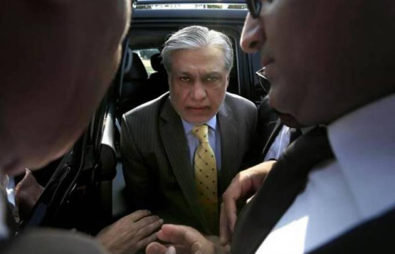 NADRA terminates key witness of accountability bureau against Ishaq Dar