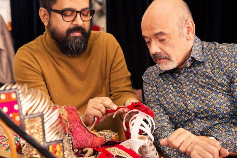 Sabyasachi and Christian Louboutin to launch their third limited edition 'Capsule Collection'