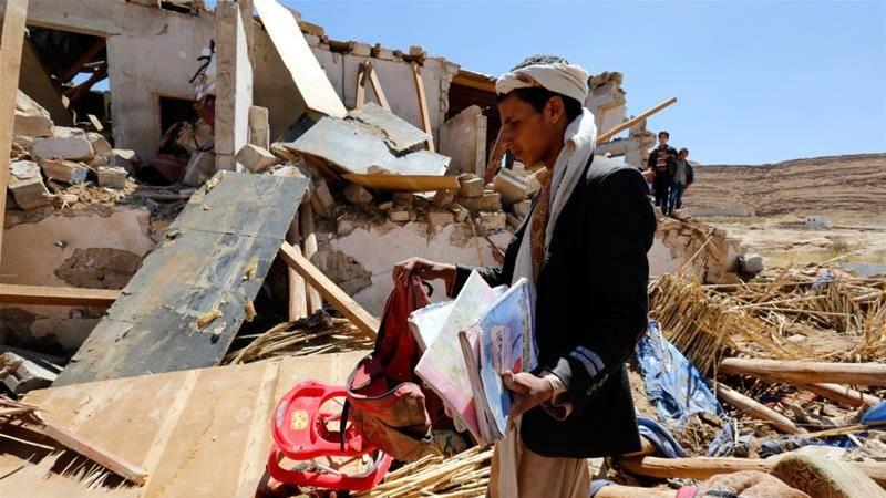 UN blacklists Saudi-led military alliance for killing children in Yemen