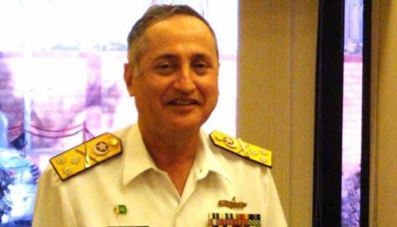 Admiral Zafar Abbasi assumes command of Pakistan Navy