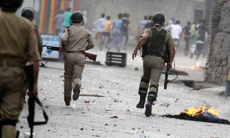 India sends 'less lethal' plastic bullets to Occupied Kashmir to reduce pellet guns use