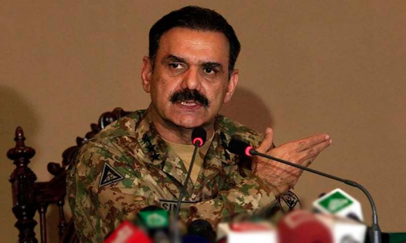 Lt Gen Asim Bajwa assumes charge as Commander Southern Command