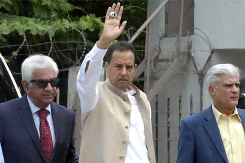 Nawaz Sharif's son-in-law calls for 'complete curbs' on Ahmadis