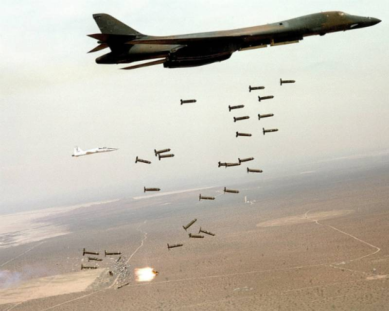US dropped 751 bombs on Afghanistan in September