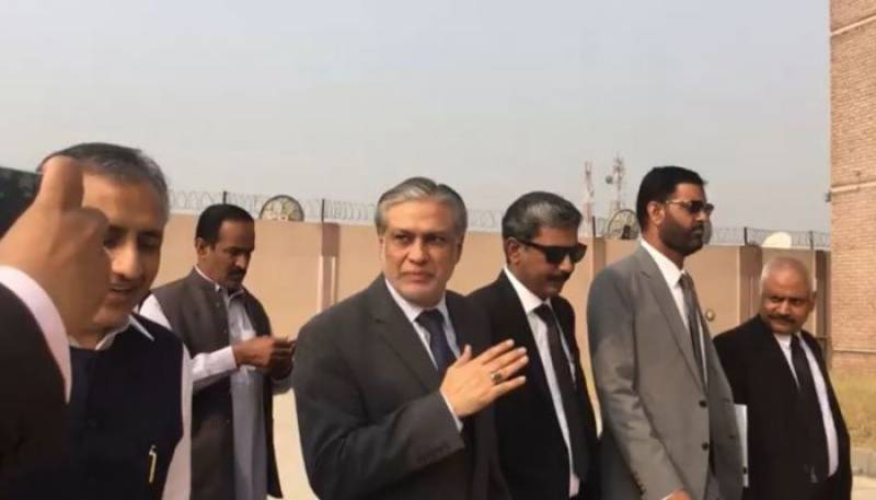 Assets reference: NAB witness provides detail of Ishaq Dar's bank accounts to court