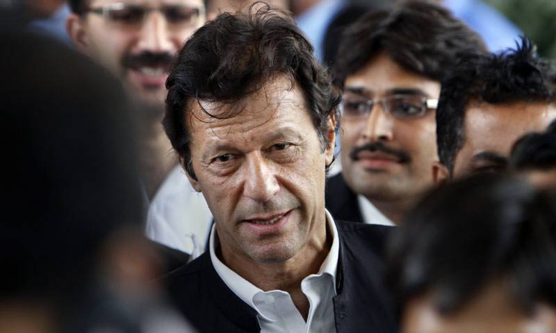 Imran Khan vows to quit politics after disqualification