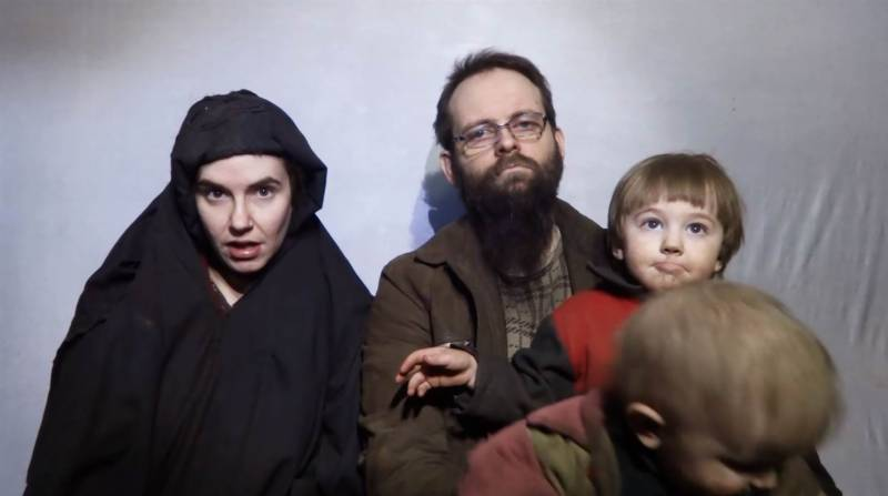 Afghan Taliban reject Joshua Boyle's claims of child's murder, wife's rape