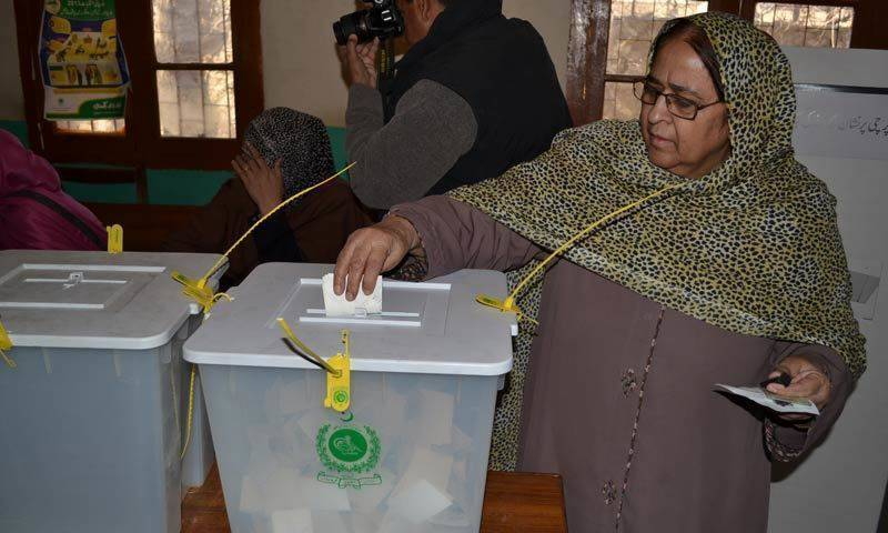 ECP to launch awareness drive for registration of women voters