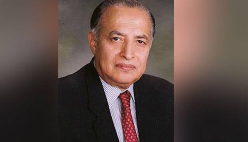 Former CJP Ajmal Mian dies at 83
