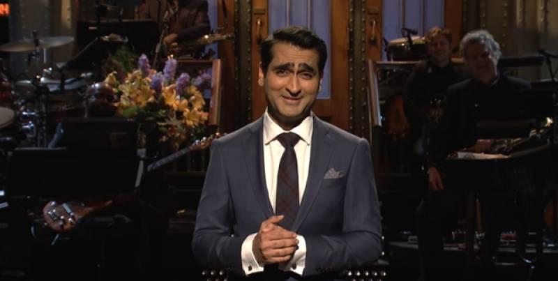 Kumail Nanjiani tackles racism and Islamophobia on Saturday Night Live