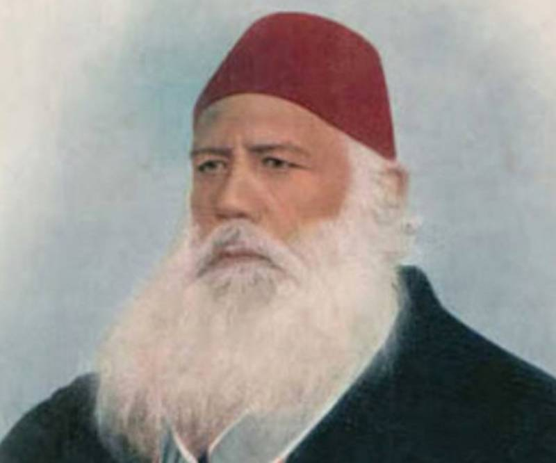 Sir Syed Ahmad Khan's 200th birth anniversary on Tueday