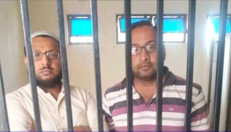 Sons of PML-N's legislator held in assault case