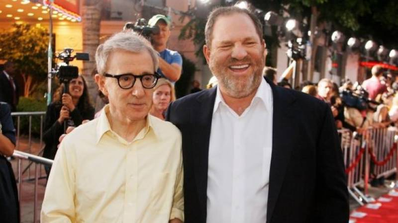 Woody Allen fears 'Witch hunt' after Harvey Weinstein Scandal