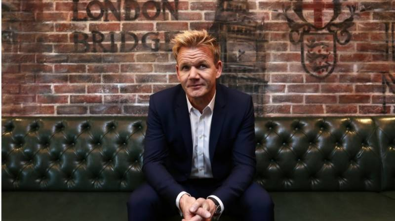 Gordon Ramsay to take out cocaine from the restaurant industry
