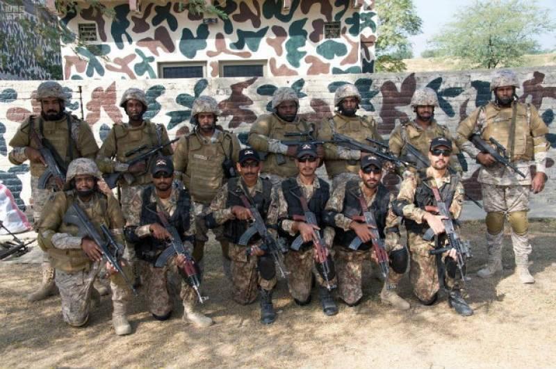 Pak-Saudi military exercise Al-Sammam 6 kicks off in Pakistan