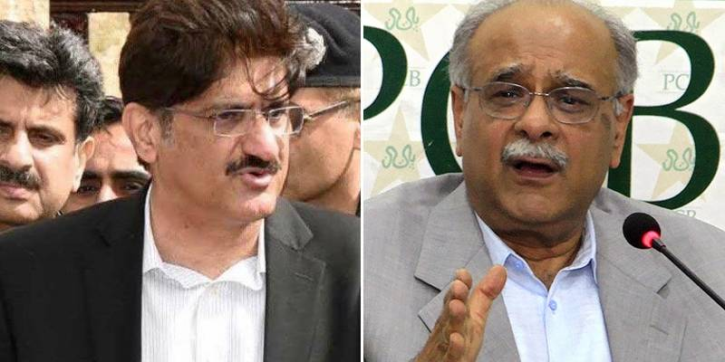Sethi-Shah meeting: Four matches of upcoming PSL to be played in Karachi