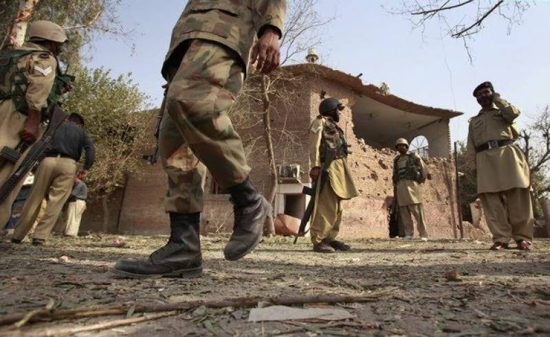 Two security personnel martyred in Bannu IED blast