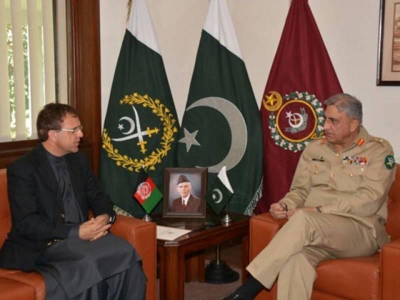 Gen Bajwa affirms terrorists won't deter our resolve for regional peace
