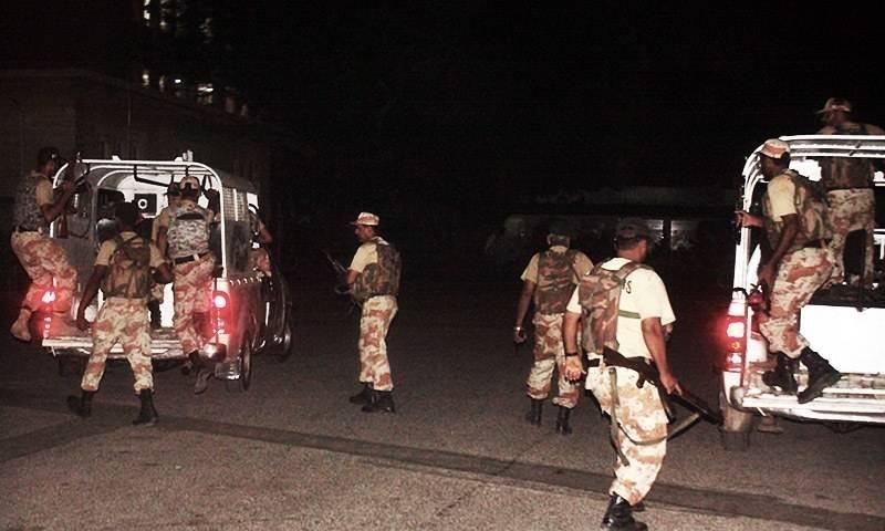Ansarul Shariah chief among 8 terrorists shot dead in Karachi: Rangers