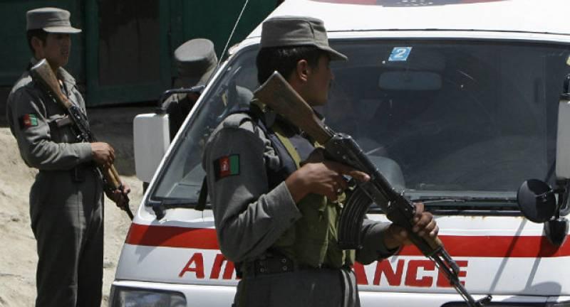 Former Afghan warlord among three killed in Afghanistan hotel blast