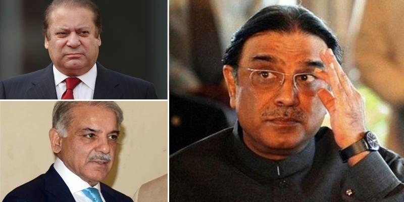 Sharif brothers tried to assassinate me twice: Asif Ali Zardari