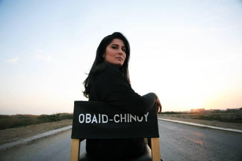 Sharmeen Obaid-Chinoy to receive International Journalism Award in Washington