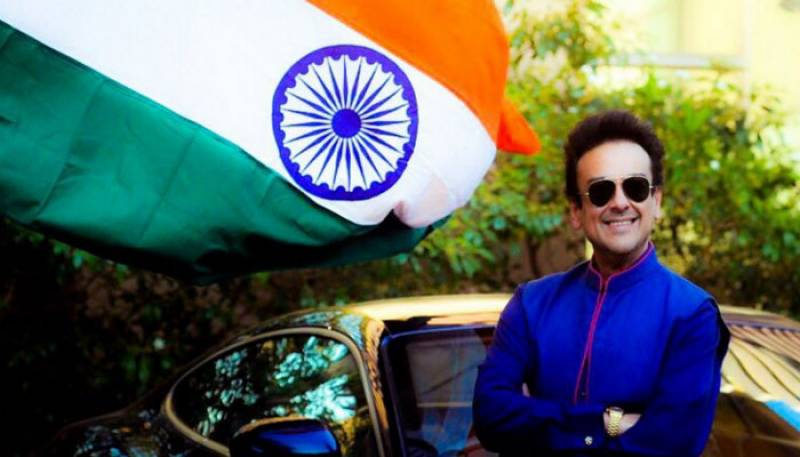 Adnan Sami calls for 'getting up' to respect Indian national anthem