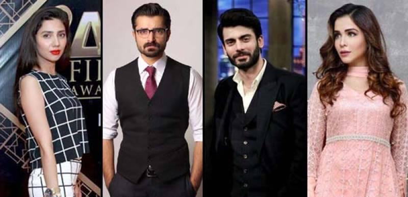 Hamza, Fawad, Mahira and Humaima served legal notices over 'Maula Jatt'