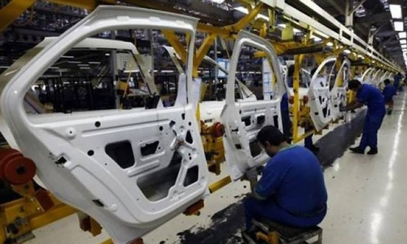 Large-scale manufacturing sees 11.3pc growth in two months