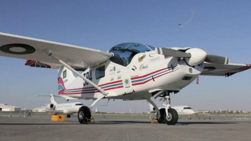Nigeria returns 4 Super Mushshak aircraft borrowed from Pakistan