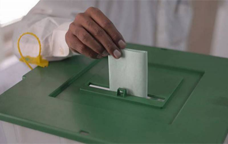 Polling underway for NA-4 by-elections in Peshawar