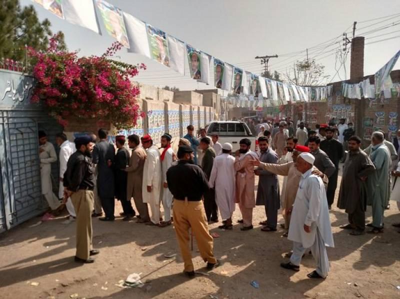 PTI's Arbab Amir makes triumph in KP's 'litmus test' NA-4 by-poll