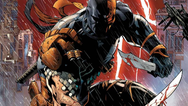 DC Comics villain to get a stand-alone movie