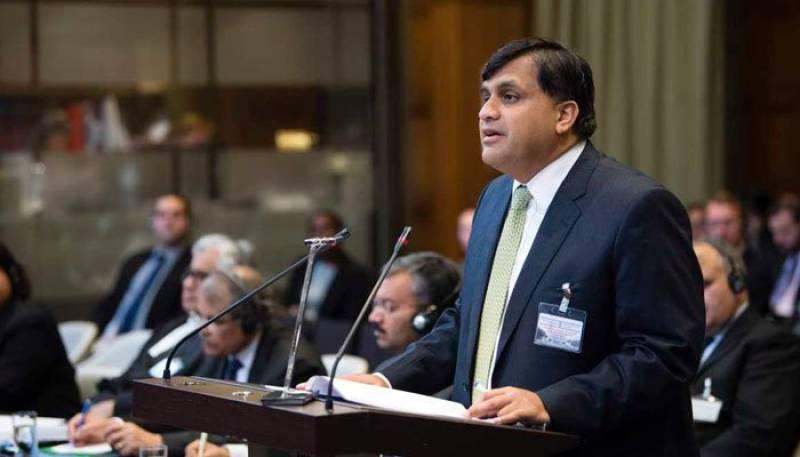 Dr Faisal replaces Nafees Zakaria as FO spokesperson