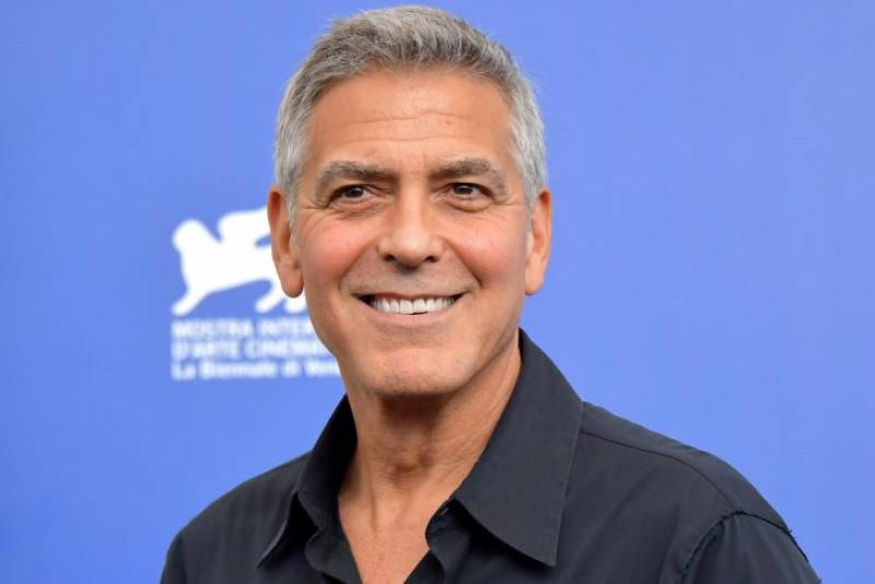 George Clooney donates $1 million (US) to help fight war crimes
