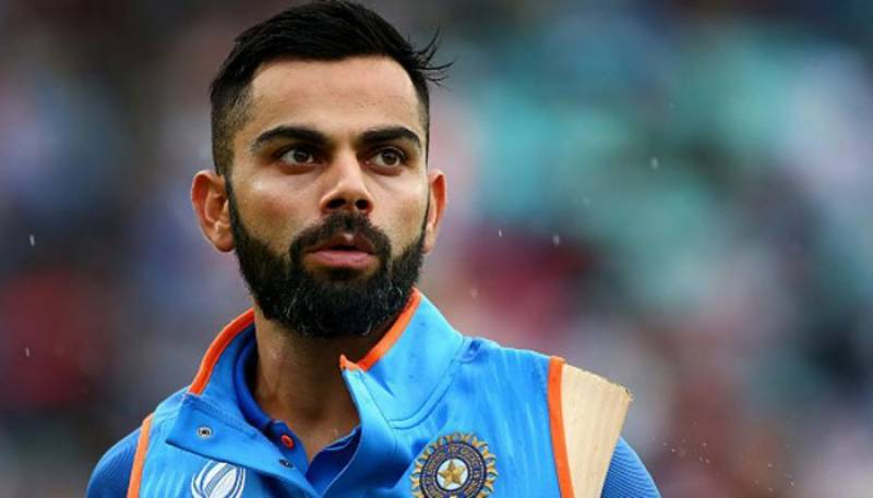Kohli overtakes Messi in Forbes' list of most valuable players