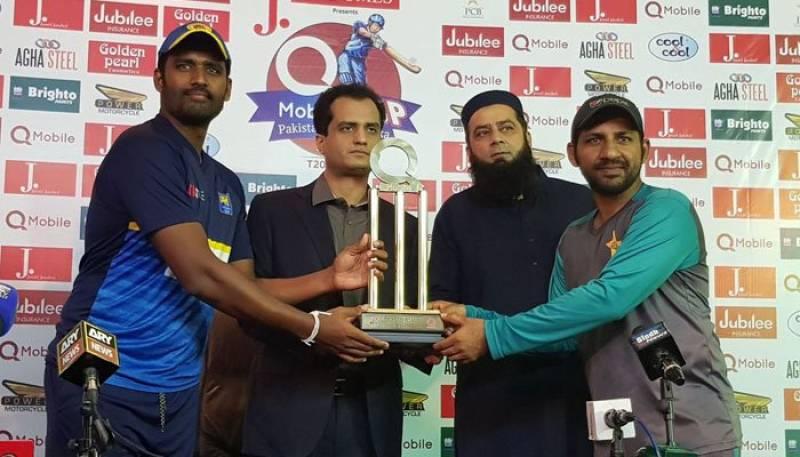 Pakistan beat Sri Lanka in nail-biting finish in second T20I