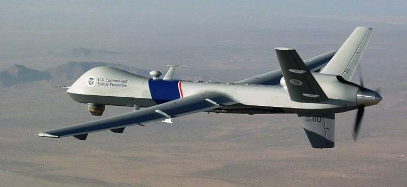 Pakistan opposes the sale of US drones to India