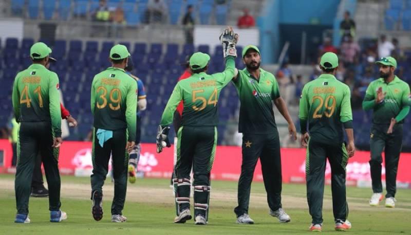Pakistan win first T20I against Sri Lanka