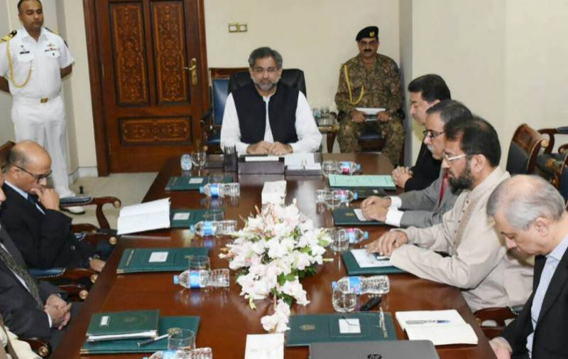 PM Abbasi assures Pakistan to have surplus electricity in next four months