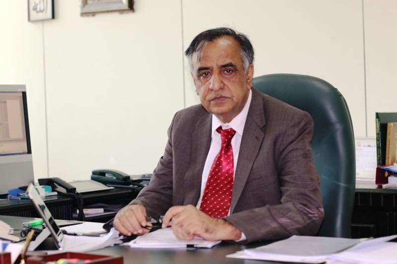 SECP's ex-chief Zafar Hijazi indicted in record-tampering case