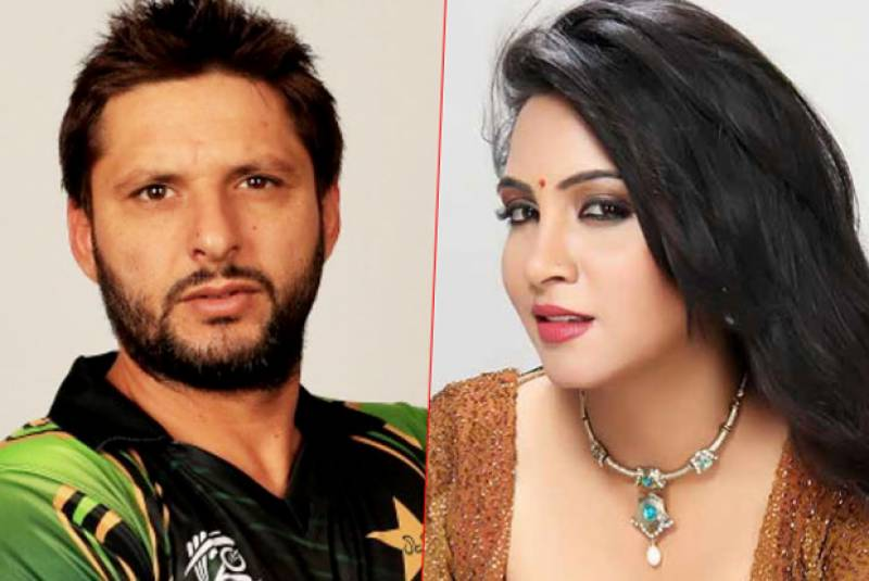 Why did Arshi Khan level allegations against Shahid Afridi? Her friend reveals