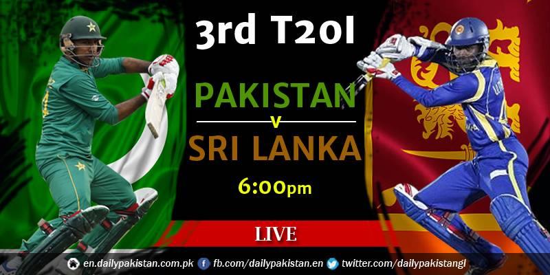 Pakistan clinch T20I series against Sri Lanka in historic match